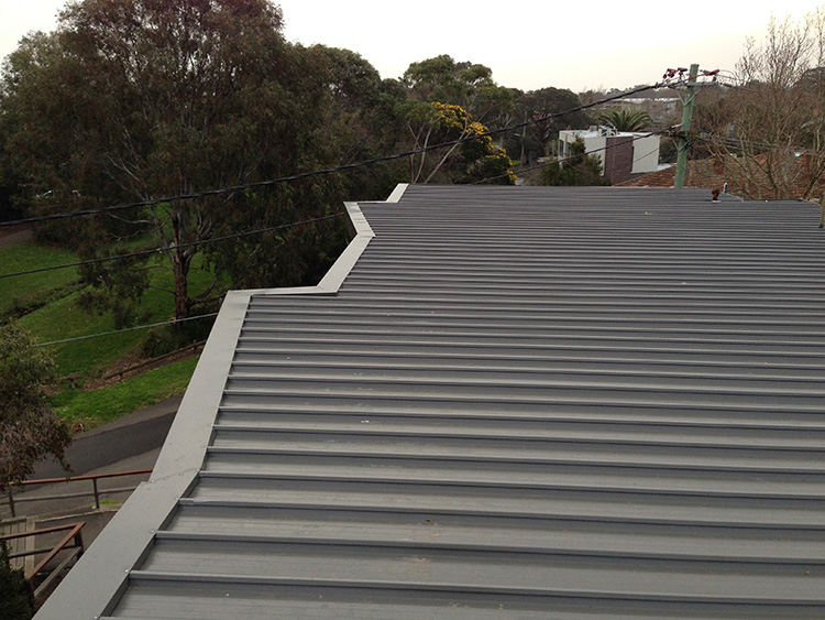 New Roof Melbourne Roof Replacement Colorbond Roof